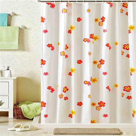 shower curtain cute best quality cute shower curtain with floral patterns