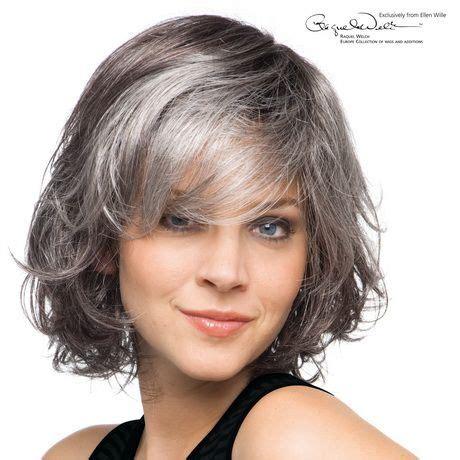 graue haare straehnchen frisuren frisuren graue haare