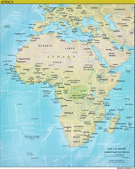 7 wonders of africa map africa landmarks tourist attractions