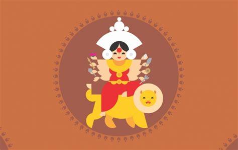 wallpaper cartoon durga goddess durga cartoon wallpapers