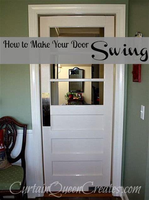 how do you a door into a swinging bookcase 17 best images about swinging door on pantry