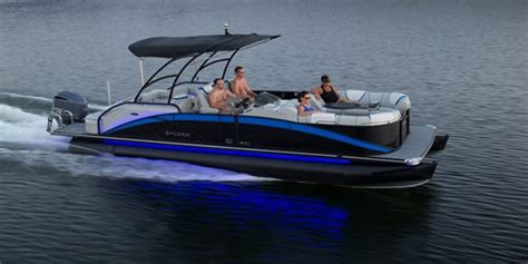 pontoon boat reviews 2015 2015 sylvan s3 extreme pontoon boat review boatdealers ca