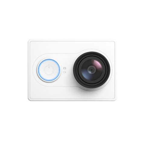 Xiaoyi Basic Edition Black Paket Monopod Bluetooth xiaomi yi wifi 16mp 1080p 60fps white