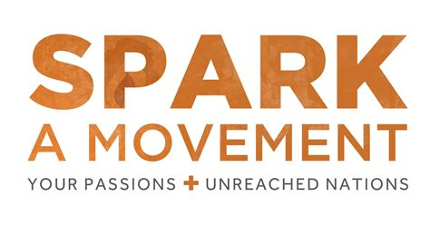 spark movement blog of east west ministries