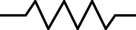 resistor symbol font resistor symbol clip free vector in open office drawing svg svg vector illustration