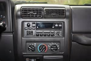 upgrading a 2001 jeep wrangler stereo shanekirk