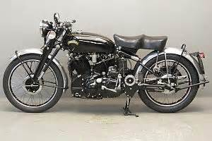 vincent 1952 series c black shadow 2710 yesterdays