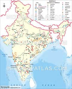 mineral map pin mineral resources map on