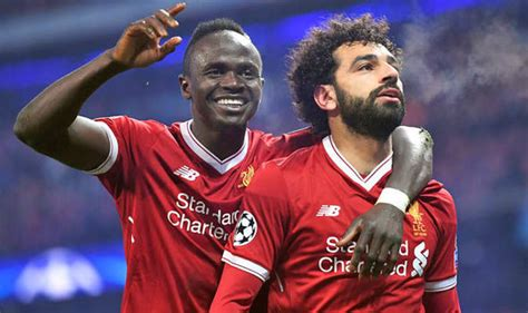 Tshirt Liverpool Mane And Salah Sepaket liverpool transfer news mohamed salah and sadio mane set for mega new anfield deals football