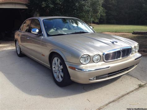 2004 jaguar vanden plas 2004 jaguar vanden plas xj8 for sale in powder springs ga