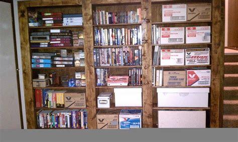 diy secret bookcase door stashvault
