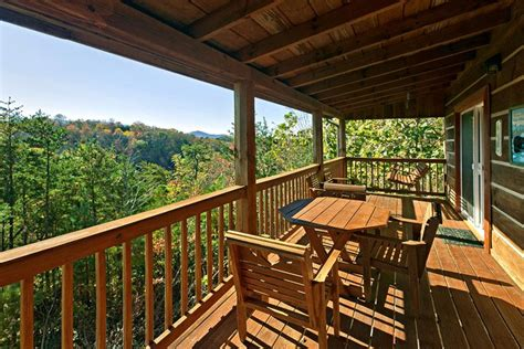 Amazing Views Cabins by 5 View Cabin Pigeon Forge Amazing View