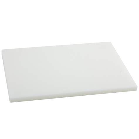 tablas de cortar tabla cortar polietileno blanca 38x28 cm espesor 15 mm