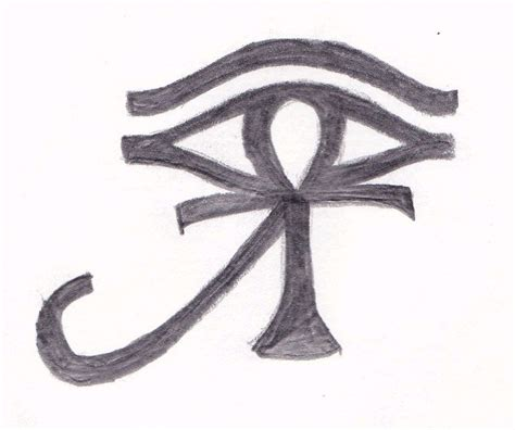 ankh eye by elvishrose on deviantart