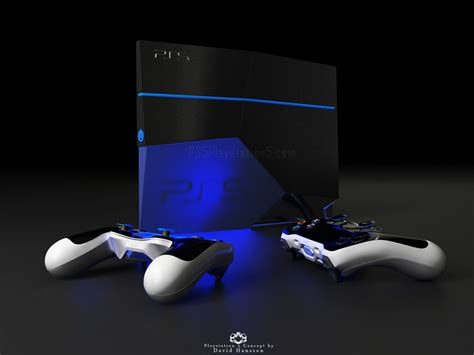 ps5 console playstation 5 console and controller by david hansson