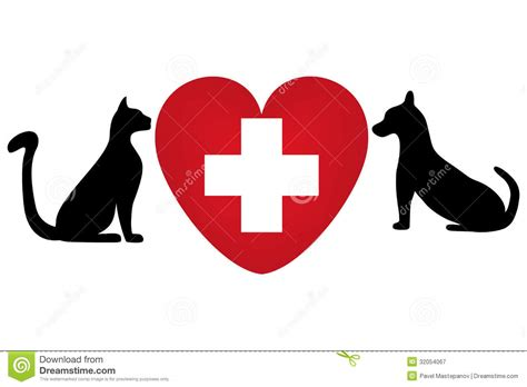 veterinary symbol royalty free stock photography image