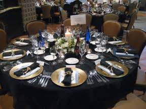 black blue and silver table settings black table settings wedding reception flickr photo sharing