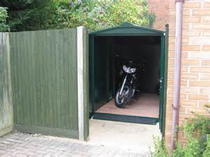 hollans models motorcycle storage shed