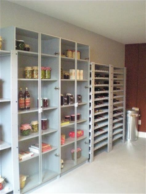 Garage Pantry by Additional Pantry Storage In The Garage Garage Ideas