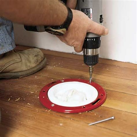 How To Replace Closet Flange by Some General Tips On How To Replacing Your Toilet Flanges