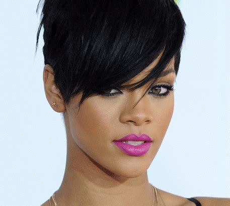 rihanna hairstyles 2017 2018 short medium and long
