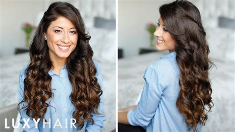 How To Curly Hair how to curl your hair in 5 minutes