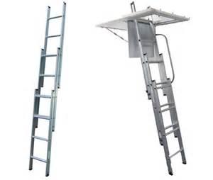 marvelous small opening attic ladder 9 sliding attic ladder newsonair org