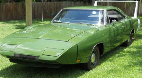 1969 Dodge Charger Daytona for Sale eBay   autoevolution