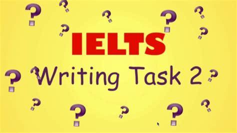 Ielts Essay Tutorial by Writing An Ielts Essay Tutorial