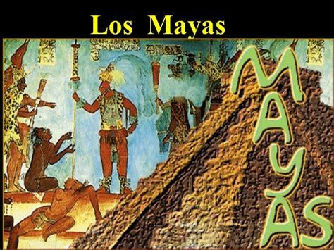 imagenes los mayas mayas