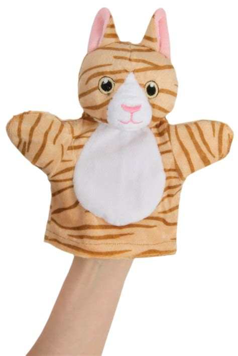 The Kitchen Furniture Company by Puppet Company My First Puppet Cat Soft Toys Amp Puppets