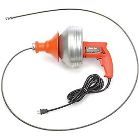Sewer Pipe Cleaner Plumbing Tools Equipment Drain Pipe Cleaning Machines