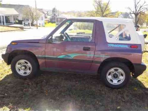 geo other 1996, for sale tracker, 109, 200 miles, 1, 6 l
