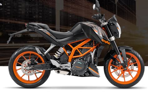 Ktm Duke 390 Bike Ktm 390 Duke Bike Specifications Price Review Mileage