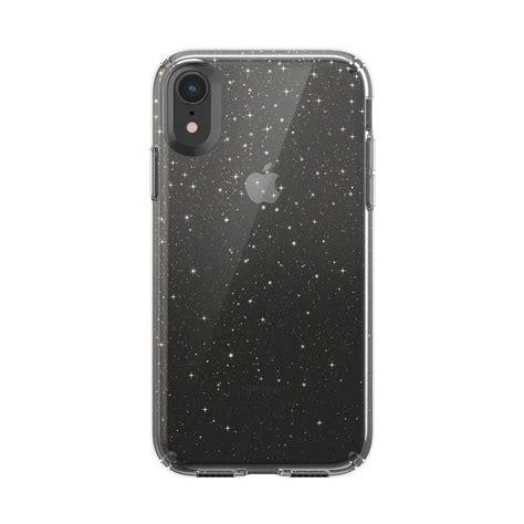 presidio clear glitter iphone xr cases