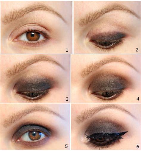 tutorial makeup smokey eyes 15 attractive smokey eye makeup tutorials always in