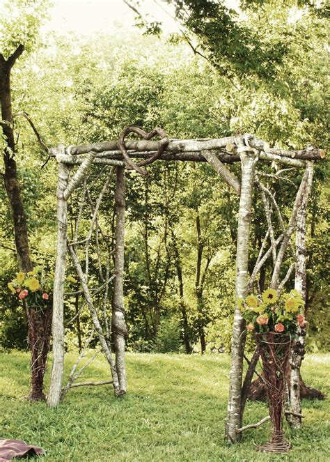 Wedding Arbor Rustic by Wedding Arbor Ideas Studio Design Gallery Best Design