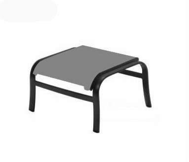Charming Brown Jordan Lawn Furniture #4: Tropitone-ottoman-sling.jpg