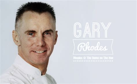 gary rhodes great food fed up and drunk by food and drink
