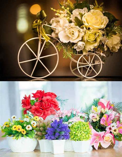 artificial decorations 5 reasons artificial flowers for wedding decorations are ideal