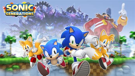 Sonic Giveaway - sonic generations collection giveaway gambit