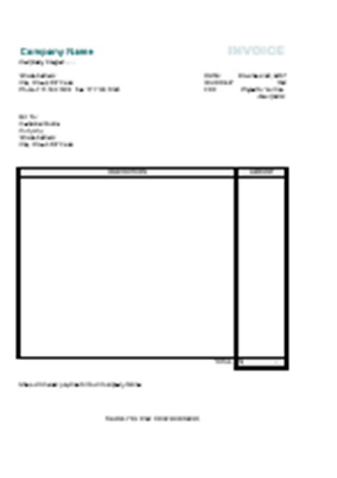 8ws.org invoice templates, sample invoice forms