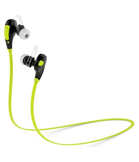 jogger q7 bluetooth headset green bluetooth headsets at low prices snapdeal india