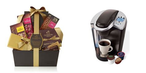 Keurig Coffee Maker Giveaway - keurig coffee maker and godiva chocolate gift basket giveaway giveaway promote