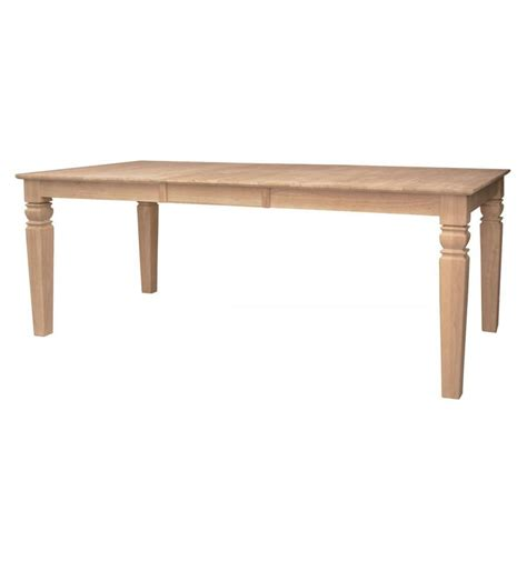 Java Dining Table 78 Inch Java Dining Table Wood N Things Furniture Gretna La