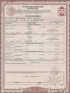 mexican marriage certificate translation template uscis lost my application and documents citizenpath