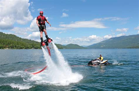 jet ski water rocket flyboard queenstown learn to fly
