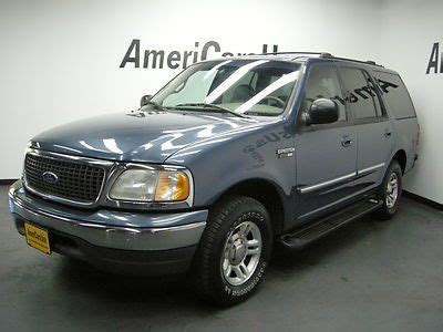 Expedition E6674 Black Leather Green sell used 2001 expedition xlt leather dual a c great transportation in florida