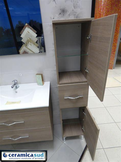 mobili bagno sospesi offerte offerte mobili bagno sospesi 100 cm rovere scuro al prezzo