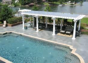 Pool Pergolas by Photo